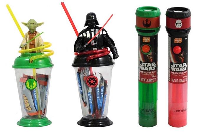 Star Wars Candy