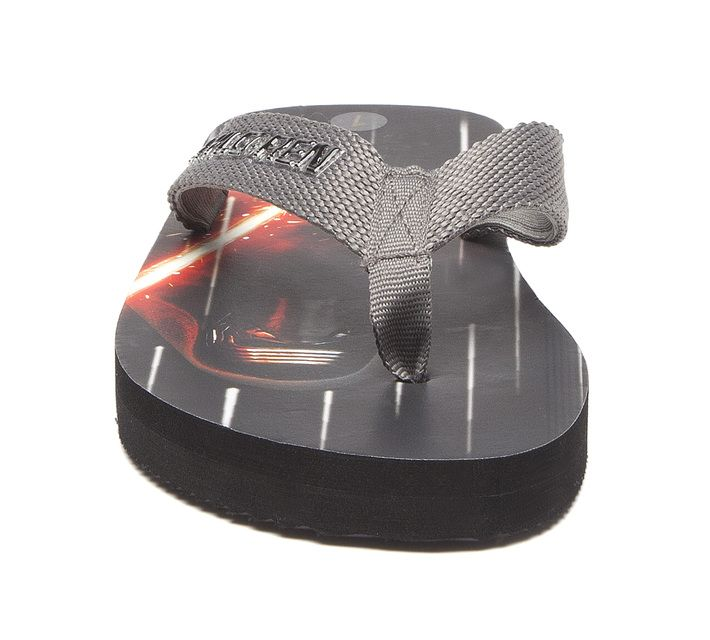 Number One Shoes - boy's Kylo Ren jandals