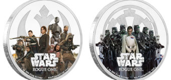 Rogue One Coins at NZ Mint