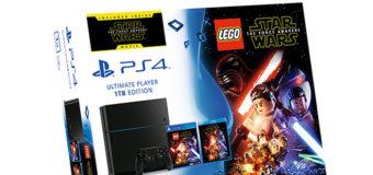 PS4 1TB Star Wars Bundle Deal