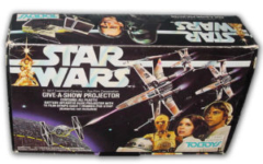 Toltoys Star Wars Give-A-Show Projector