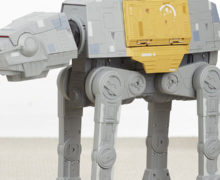 Rogue One Imperial AT-ACT at The Warehouse