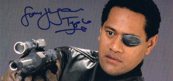 Jay Laga'aia as Captain Typho