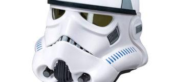 Black Series Stormtrooper Helmet at MightyApe