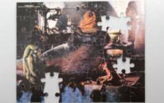 Creative Craft/Toltoys Return of the Jedi Jigsaw Puzzle