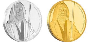 NZ Mint – Obi-Wan Kenobi Coins