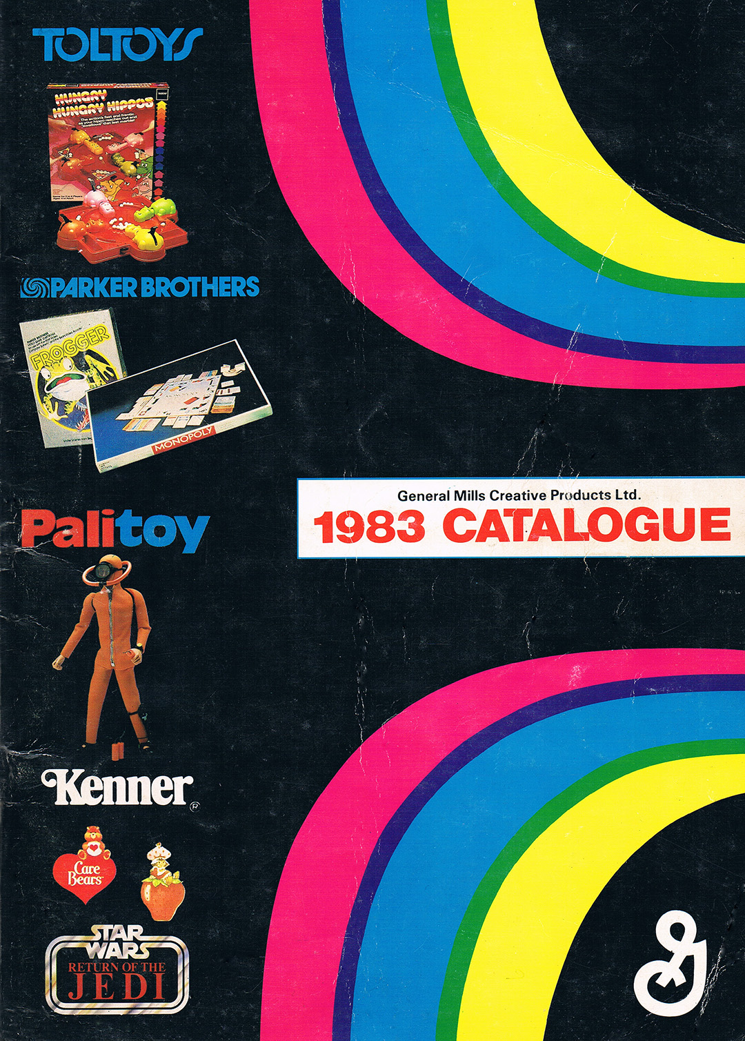 Toltoys/General Mills Creative Products Ltd 1983 Catalogue