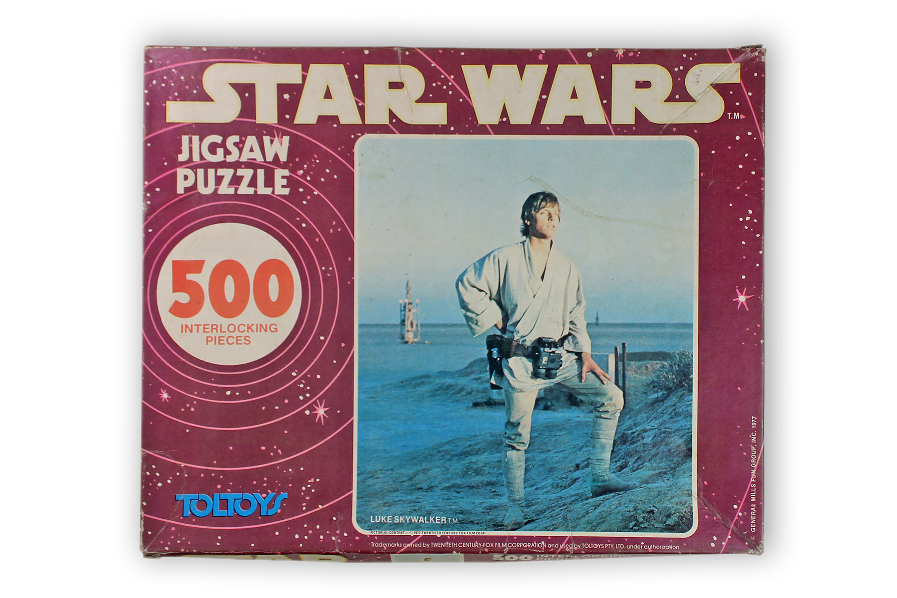 Toltoys Star Wars Jigsaw Puzzle