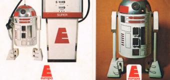 Europa Petrol Robot Campaign – 1979