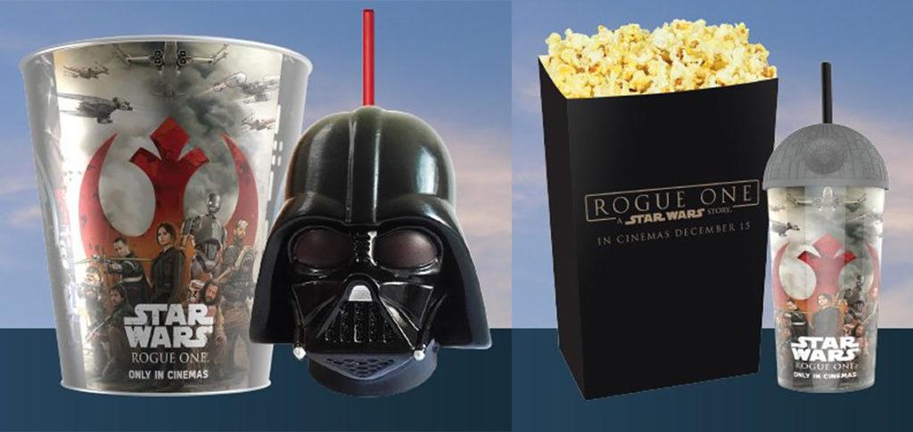 Event Cinemas Rogue One Popcorn
