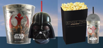 Rogue One Drink & Popcorn at Event Cinemas