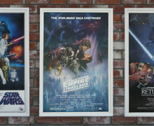 'The Film Poster Gallery' Opens