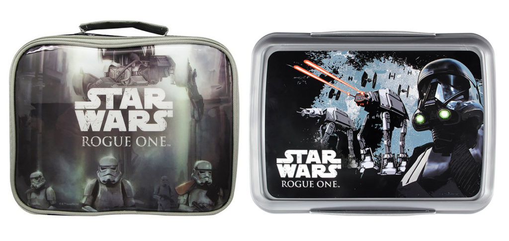 Rogue One Lunchboxes