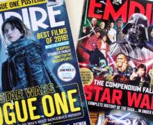 Lotsa Star Wars in Empire Magazine
