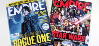Lotsa Star Wars in Empire Magazine
