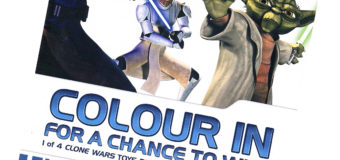 Hasbro/Farmers Clone Wars Competition