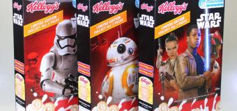Kellogg's Star Wars Cereal (2016/2017)