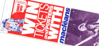 Macleans Toothpaste Star Wars Competition (1983)