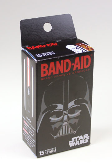Star Wars Band-Aids