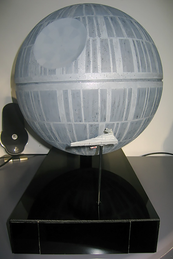 Death Star PC Case Mod