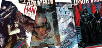 Star Wars Graphic Novels at Mighty Ape