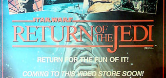Flashback to 1985 – Return of the Jedi on VHS