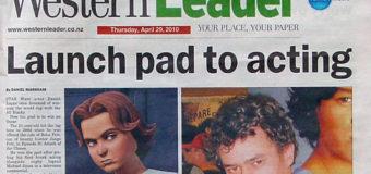 More on Daniel Logan Article in Western Leader