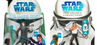 Clone Wars Toy Launch – Wellington Report