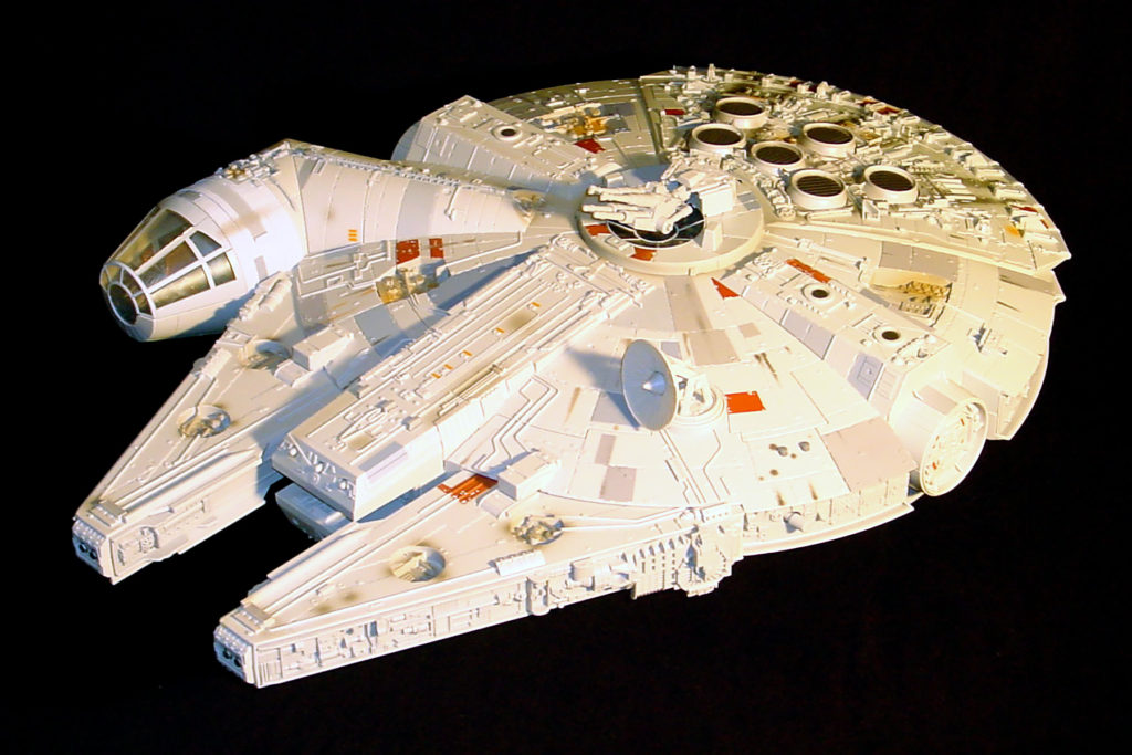 Hasbro's BIG Millennium Falcon