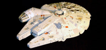 Review – Hasbro's BIG Millennium Falcon