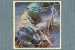 Kelloggs Sticker - Yoda