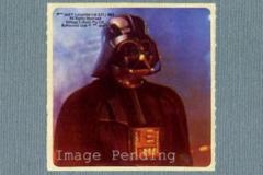 Kelloggs Sticker - Darth Vader