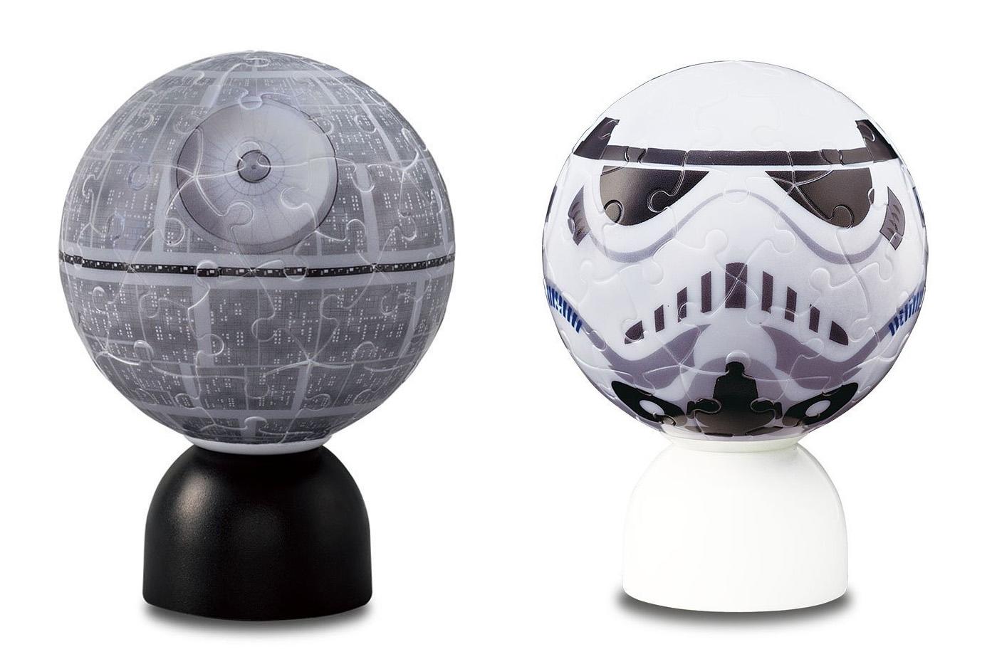 Star Wars Puzzle Lantern Spheres - SWNZ, Star Wars New Zealand