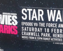 Movies in Parks – The Force Awakens
