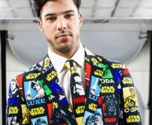 OppoSuit Star Wars 3-Piece Suit at Mighty Ape