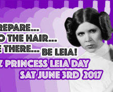 NZ Princess Leia Day Updates