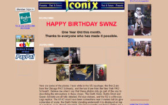 Original article, SWNZ website, 2001