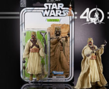 Star Wars 40th Anniversary Figures