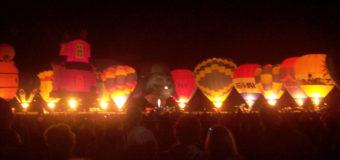 Balloons Over Waikato – Vader Balloon & Bodie Taylor