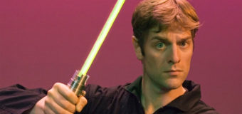 Charles Ross – 'One Man Star Wars Trilogy' in NZ!