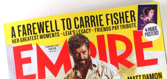 Carrie Tribute in Empire Magazine
