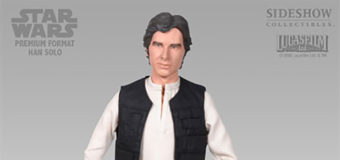 Sideshow Han Solo Competition Winner