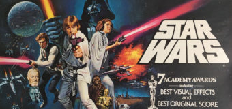 NZ Star Wars Movie Poster History