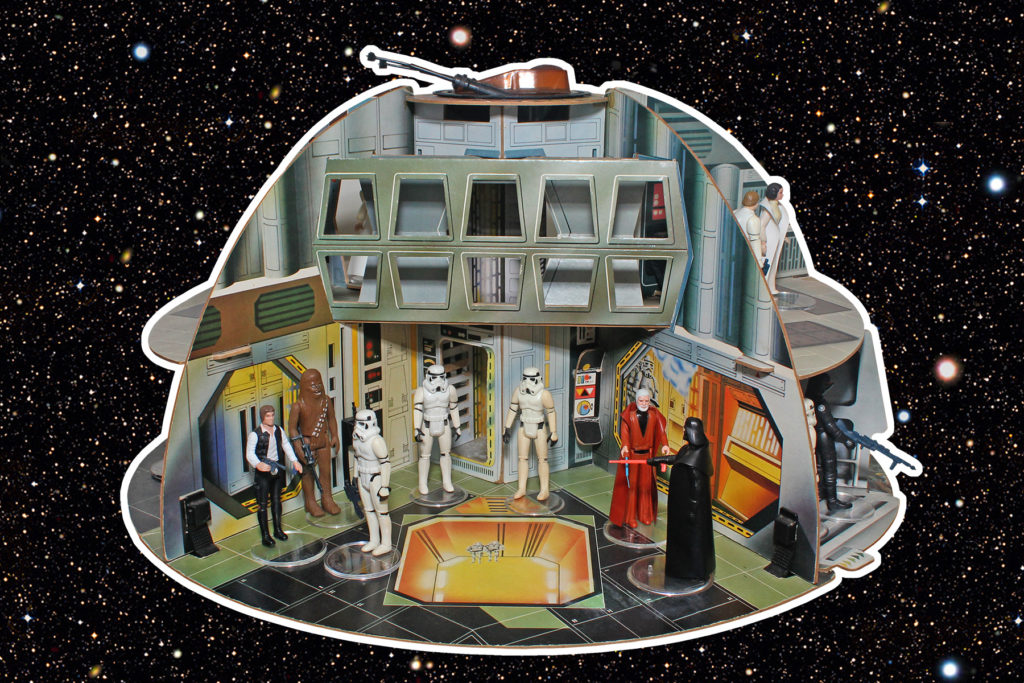 Toltoys NZ Death Star playset
