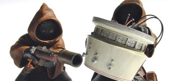 Figures of the Month – Gentle Giant Jawa Busts
