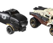 New Hot Wheels 2017 Character Cars Available