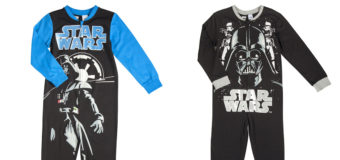 Kid's Star Wars All-in-Ones at K-Mart