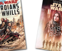 Upcoming Rogue One Tie-In Books