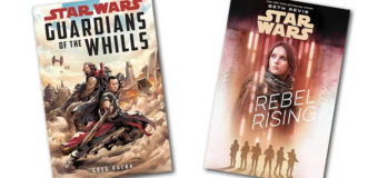 Keeping Up With Star Wars Novels