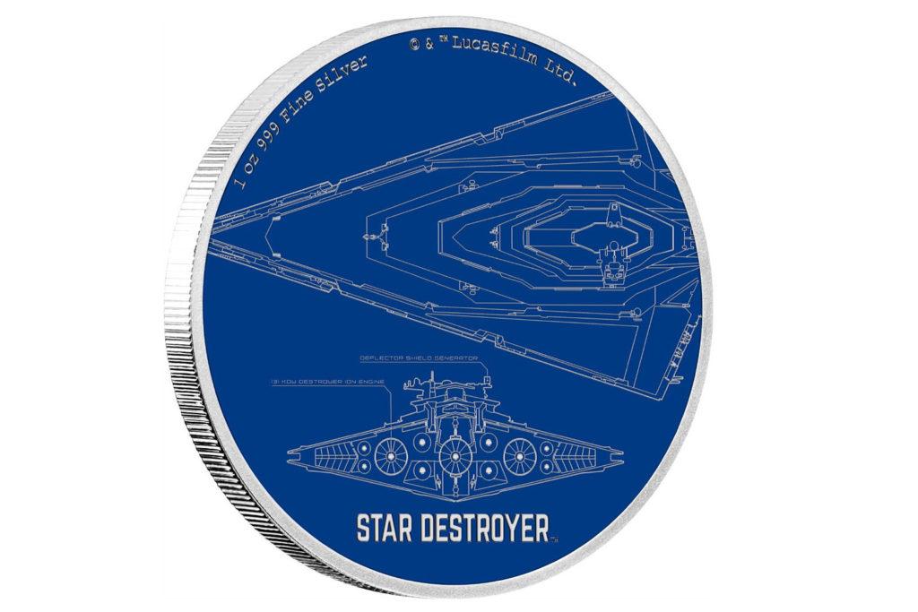 Star Destroyer Coin